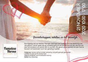 Vriendschappen, relaties & het huwelijk